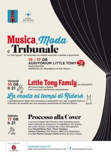 17 Giugno 2017 - Serravalle San Marino - Auditorium Little Tony