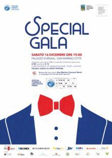 16 Dicembre 2017 - Palazzo Kursaal San Marino