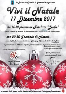 17 Dicembre 2017 - Sala Polivalente - Serravalle