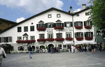 Hotel Aquila Nera Vipiteno