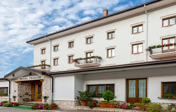 HOTEL TRIESTE Roccaraso