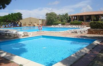 Appartamenti  Costa Paradiso Centro Vacanze Trinit� d'Agultu  (Sassari) Sassari