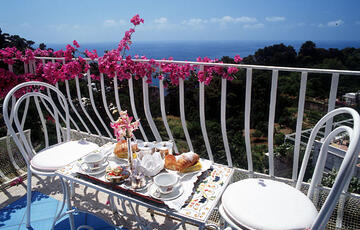 Hotel La Floridiana Capri Capri 80073 (Napoli) Napoli
