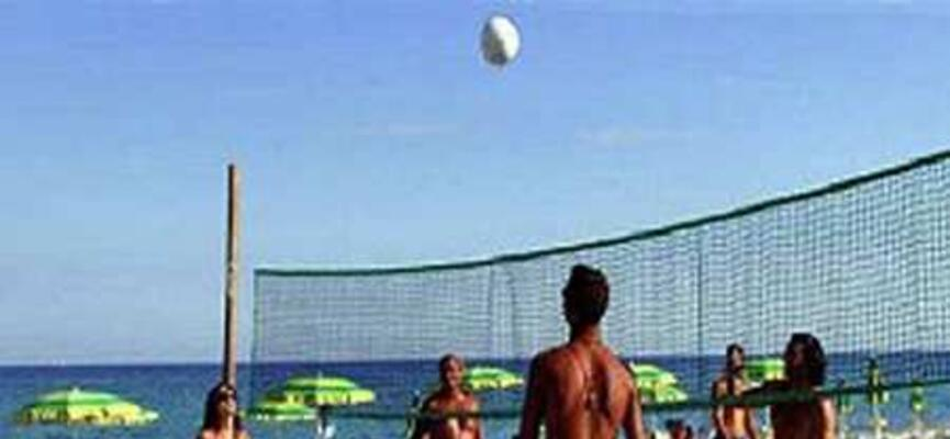 Beach Volley - Villaggio Residence  Altalia - Villaggio Brancaleone - Villaggio Reggio Calabria - Villaggi Calabria