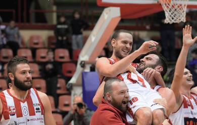 Immagine News - basket-a2-boccata-dossigeno-per-lunieuro-bergamo-cade-nel-finale