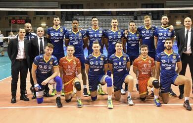 Immagine News - volley-challenge-cup-la-bunge-asfalta-il-brno-nellaandata-degli-ottavi