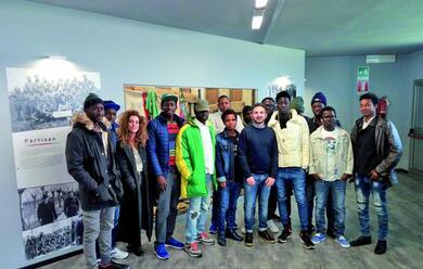 Immagine News - bassa-romagna-migranti-in-calo-il-tetto-scende-a-341