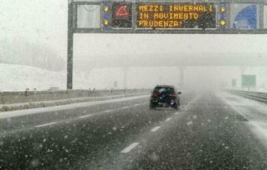 Immagine News - neve-e-ghiaccio-riaperta-l-a14-da-bologna-a-cattolica-ed-e45-da-cesena-a-arezzo