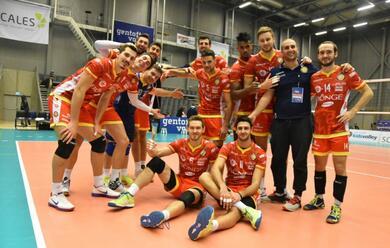 Immagine News - volley-challenge-cup-storica-impresa-della-bunge-espugna-ankara-e-torna-a-giocare-una-finale-europea