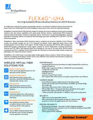 DataSheet FL4G-UHA