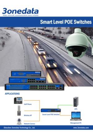 Smart Level PoE Switches