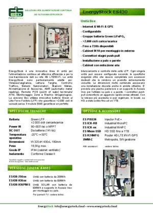 EnergyStock ES430