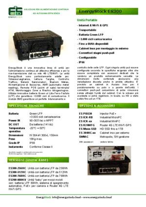 EnergyStock ES300