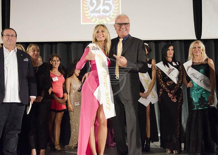 La bresciana Cristina Pagani è Miss Over 2017. Cinquant'anni di bellezza e trionfo meritato
