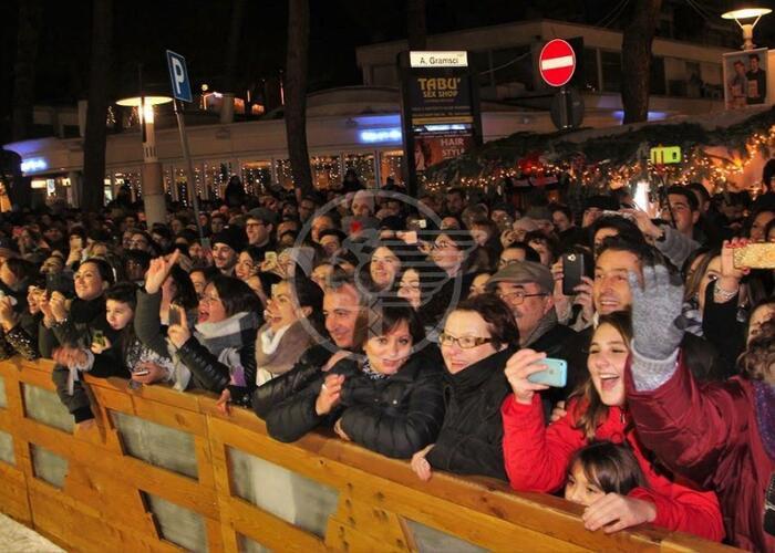 A Milano Marittima pienone per il Grande Fratello Vip