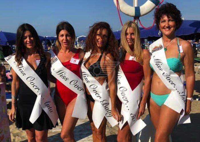 Miss Over: le vincitrici della prima selezione