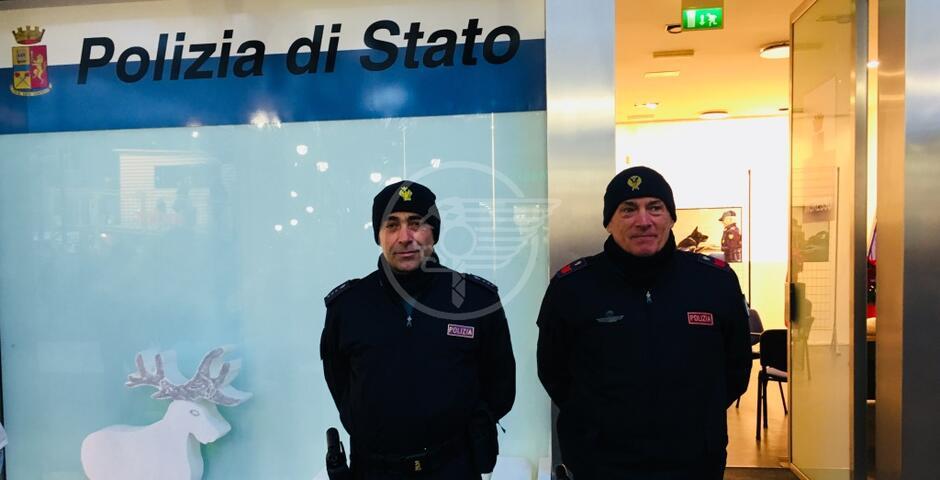 Aperto il posto di Polizia in viale Ceccarini