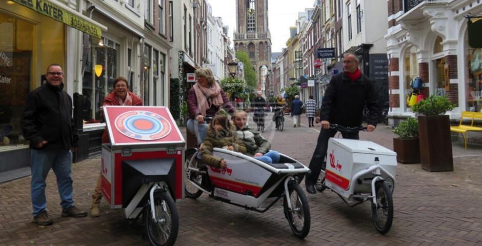 CargoBike, un nuovo progetto per la mobilità