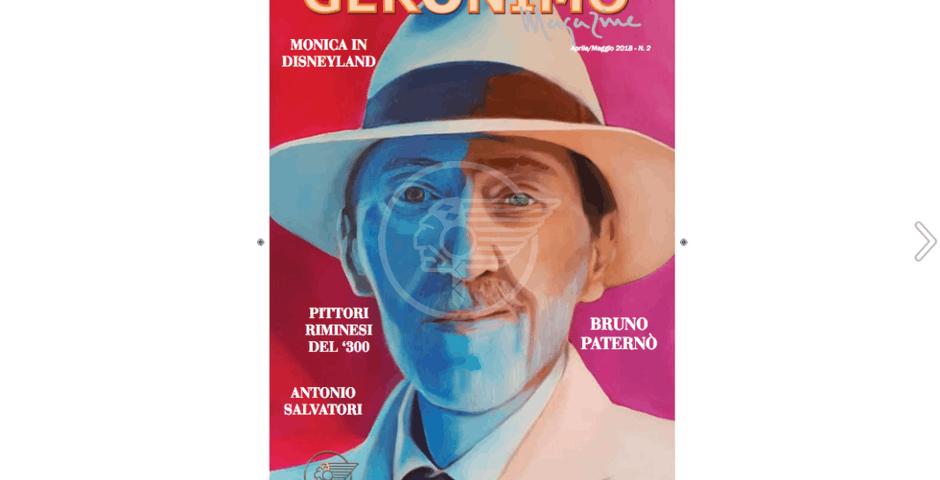 Geronimo Magazine sfogliabile su www.geronimo.news