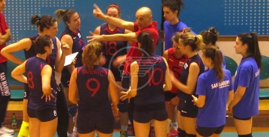 Morolli non è più l'allenatore della nazionale di volley