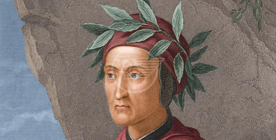 A Ravenna i volti dei figli di Dante