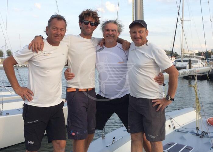 A Franchini e i suoi il 1° trofeo Yacht Club