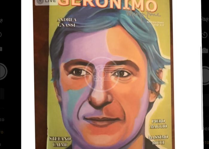 Avanti tutta ,Andrea Malatesta è Geronimo
