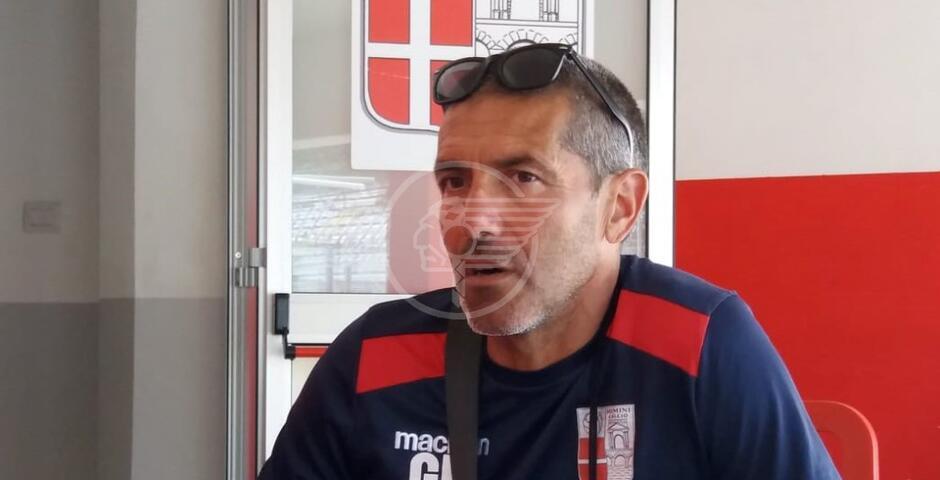 Mister Righetti si dimette dopo il ko di Imola