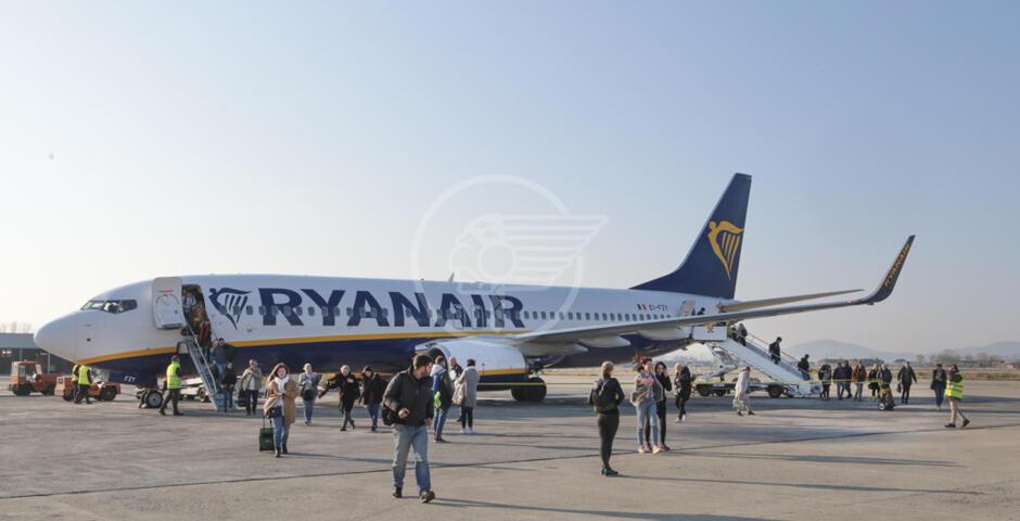 Estate positiva per l'aeroporto: +3,5 di passeggeri