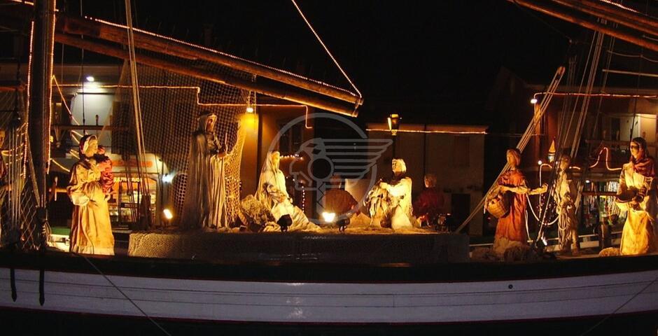 La Natività da Cesenatico a Pontormo