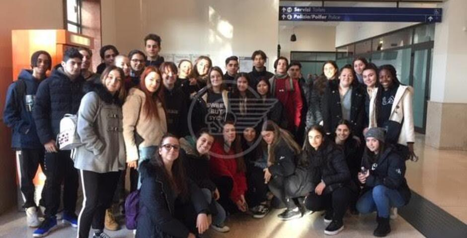 Studenti australiani al San Pellegrino
