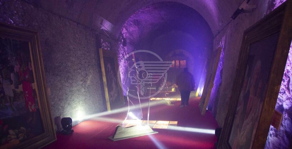 Natale delle Meraviglie, inaugurata la Galleria Montale