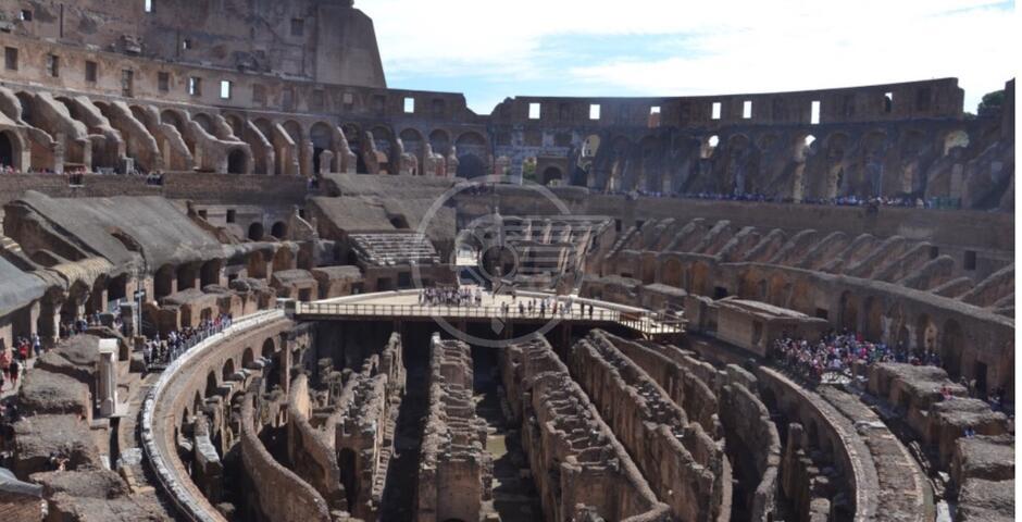Il COLOSSEO È ROMA E ROMA È IL COLOSSEO