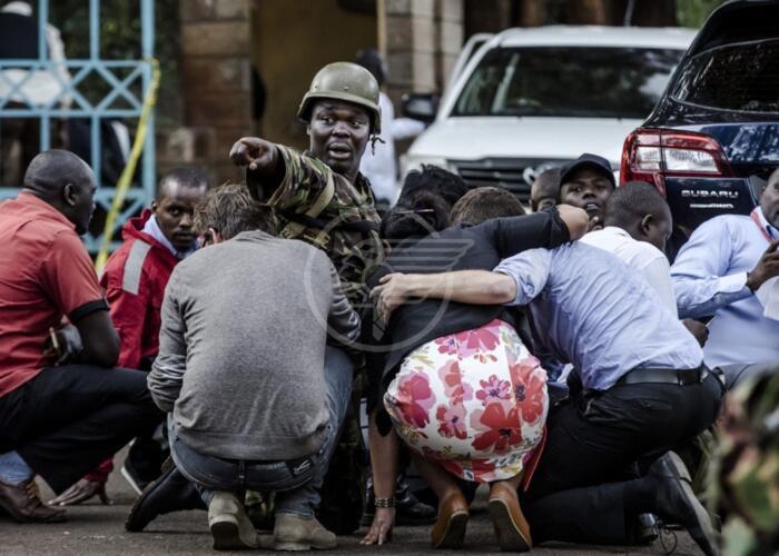 ATTENTATO A NAIROBI