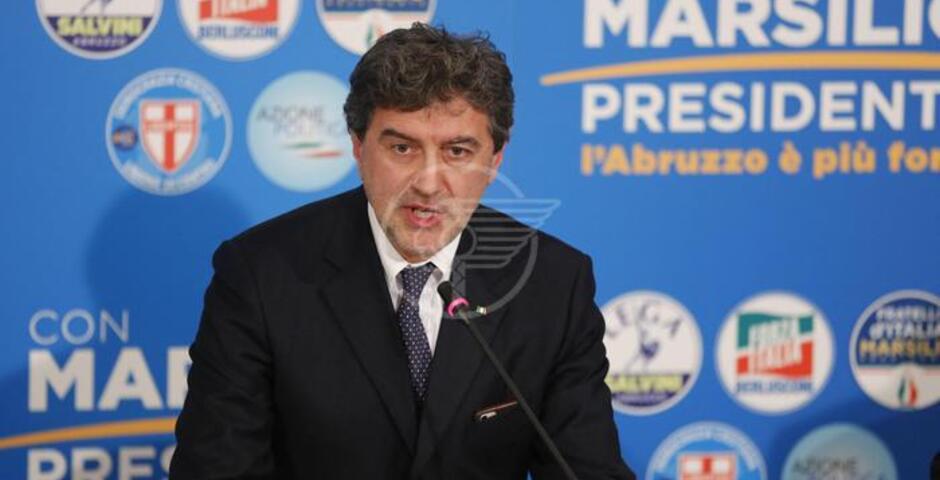La Lega trascina il centrodestra: l'Abruzzo volta pagina