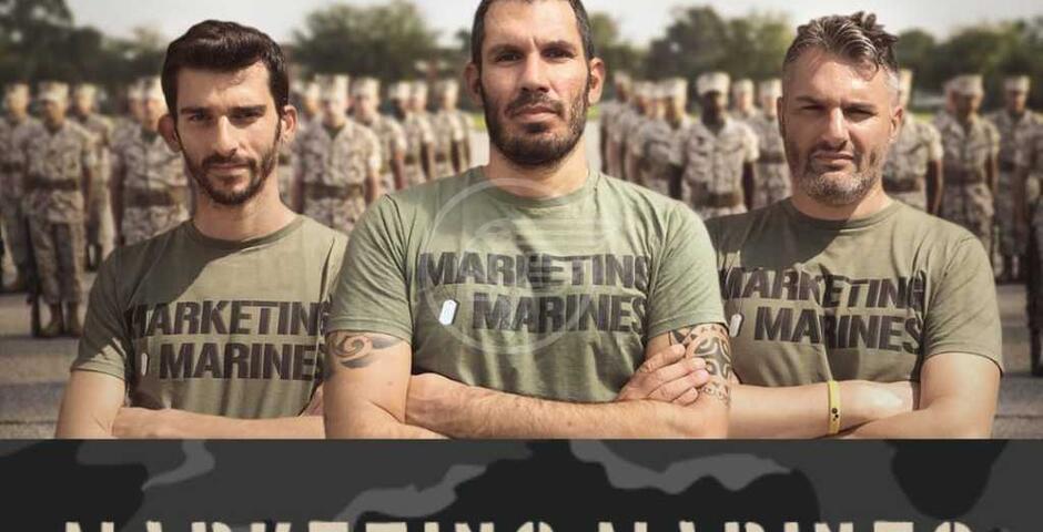 Il primo campo di addestramento di marketing in Italia