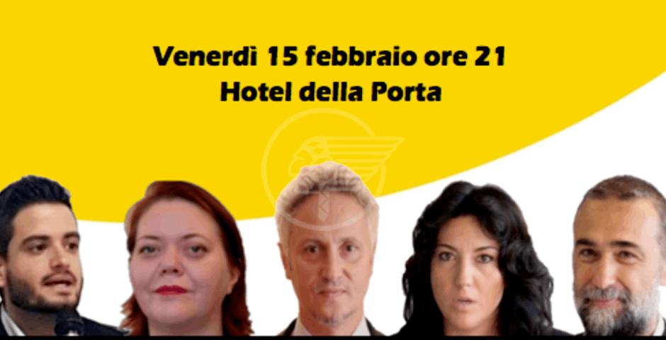 Lavoro, turismo e politiche sociali: incontro M5S