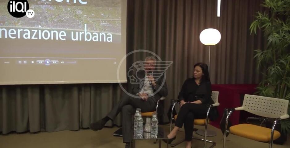 La Tosi spiega a Milano la rigenerazione urbana della città
