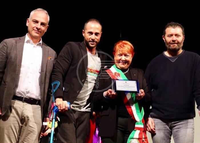 Concessa la cittadinanza onoraria a Ivan Cottini