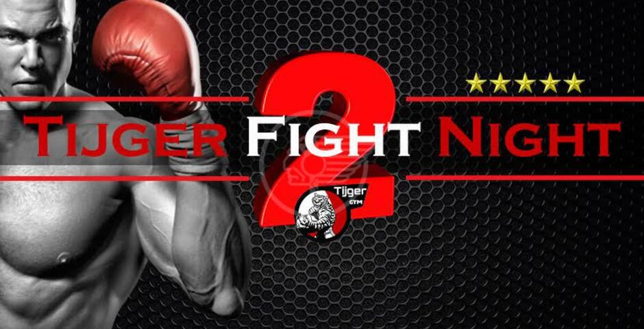 "Torna domenica ""Tijger Fight Night 2"""