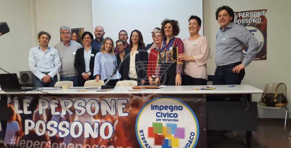 Impegno civico per Verucchio per la Sabba sindaco