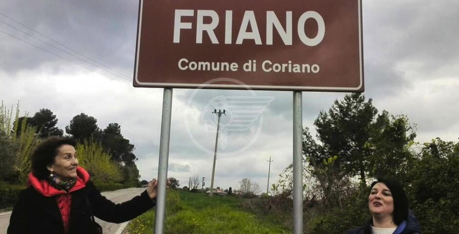 Friano, un luogo antico da riscoprire