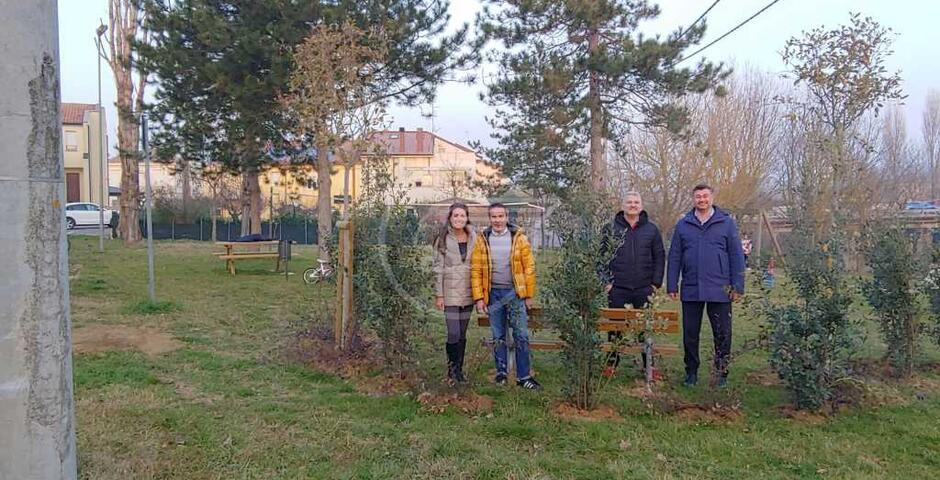 Diecimila nuovi alberi a S. Giovanni in Marignano