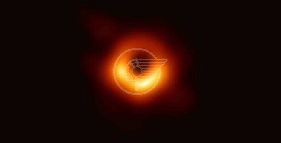 La prima foto di un buco nero, la prima foto dell'Inferno di Dante