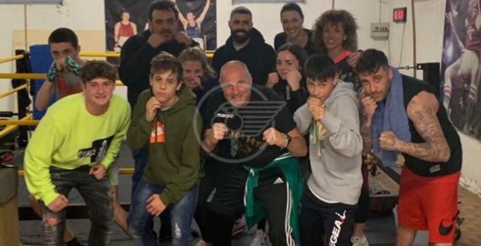 Dalla boxe Santarcangelo appello alle forze politiche