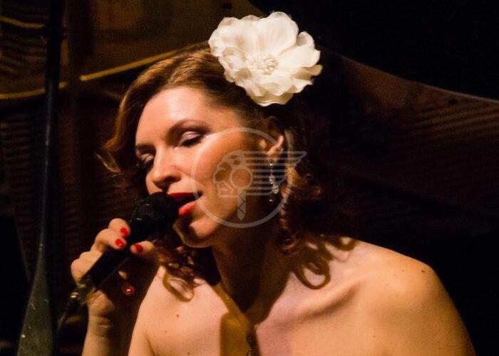 Monia Angeli e Aldemaro Jazz Band al Gran Gala per Isal