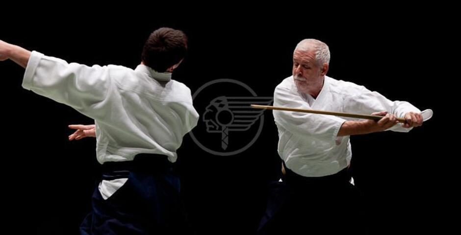 Stage di Aikido con il Maestro Cognard