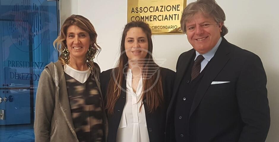 Parma all'esame Confcommercio con Giusto e Indino