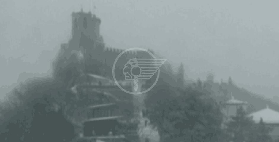 Foto in diretta: San Marino Città coperta dalla neve