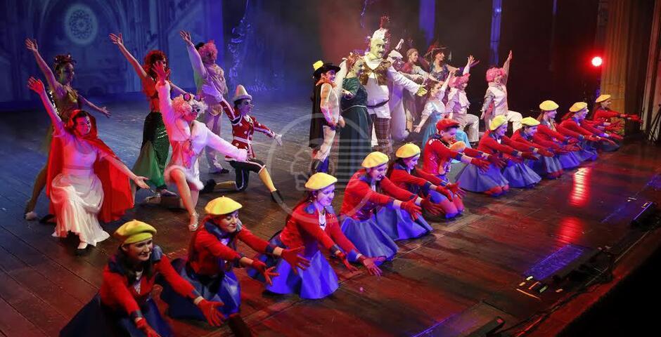 Cesenatico: successo per la Dance Dream Company